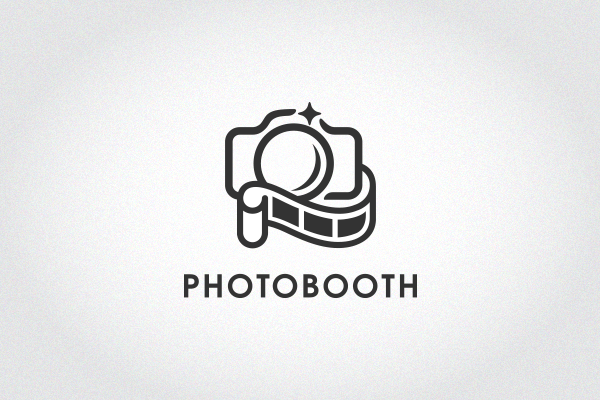 Evenemangsfoto Logo competition for photobooth business