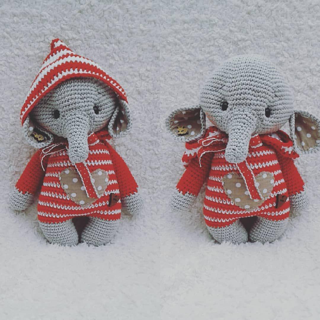 Elefantenliebepattern At Amaloudesigns Crochetdesigner