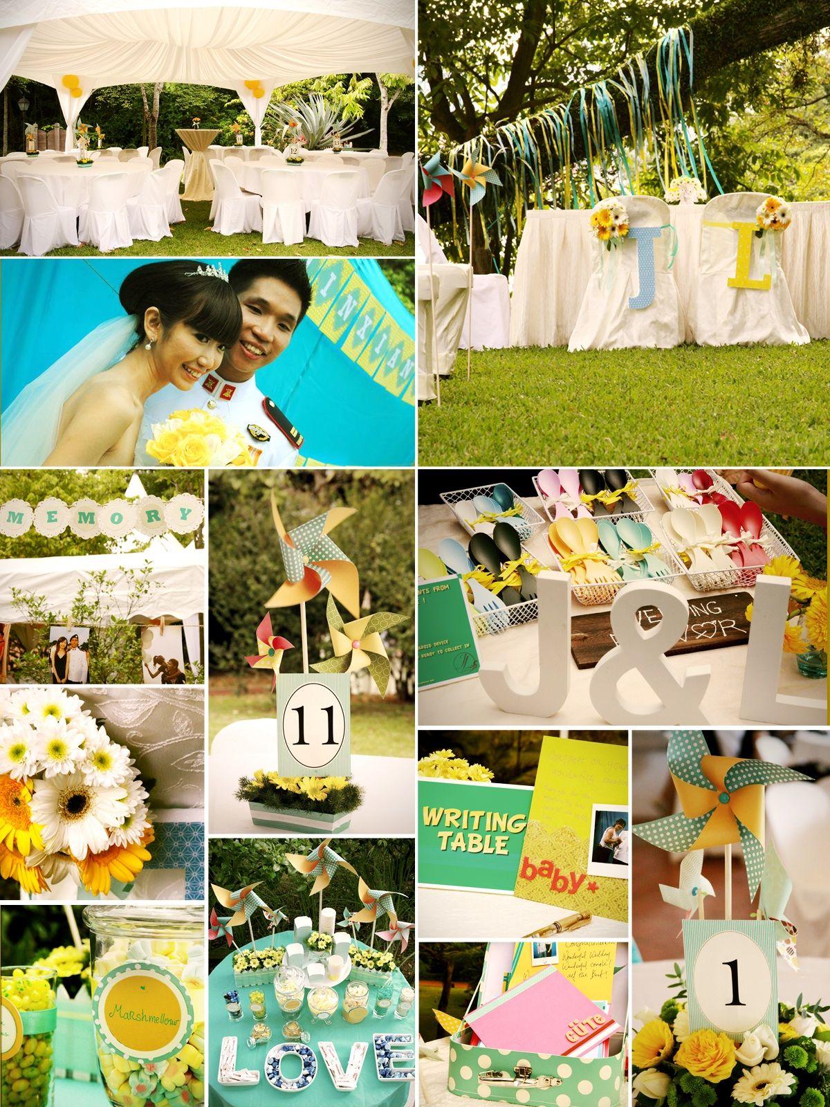Handmade Love at Raffles House, Fort Canning Park