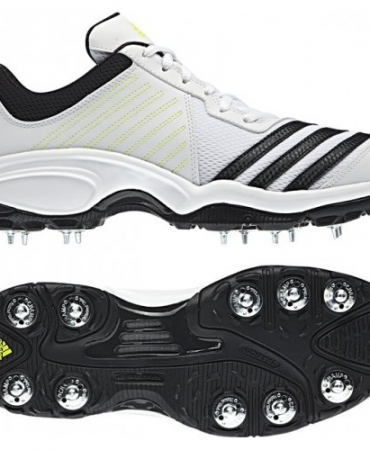 4086aac2760f81 ADIDAS HOWZAT FS CRICKET SHOES FULL SPIKES