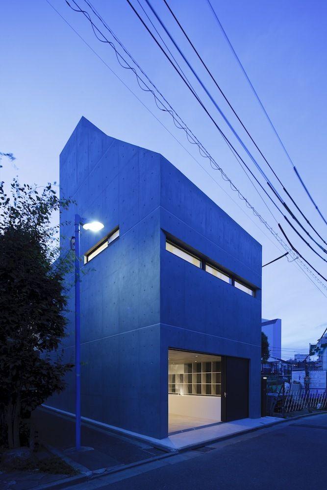 Photograph: Masao Nishikawa  Grow / APOLLO Architects & Associates / 2012