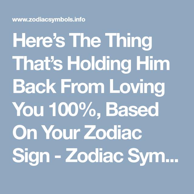 will i get him back astrology