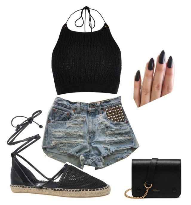 """""""cute"""" by aniyah-graham on Polyvore featuring River Island, Circus By Sam Edelman and Mulberry"""