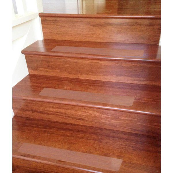 Best Kleiman Safety Clear Stair Tread Stair Tread Covers 400 x 300