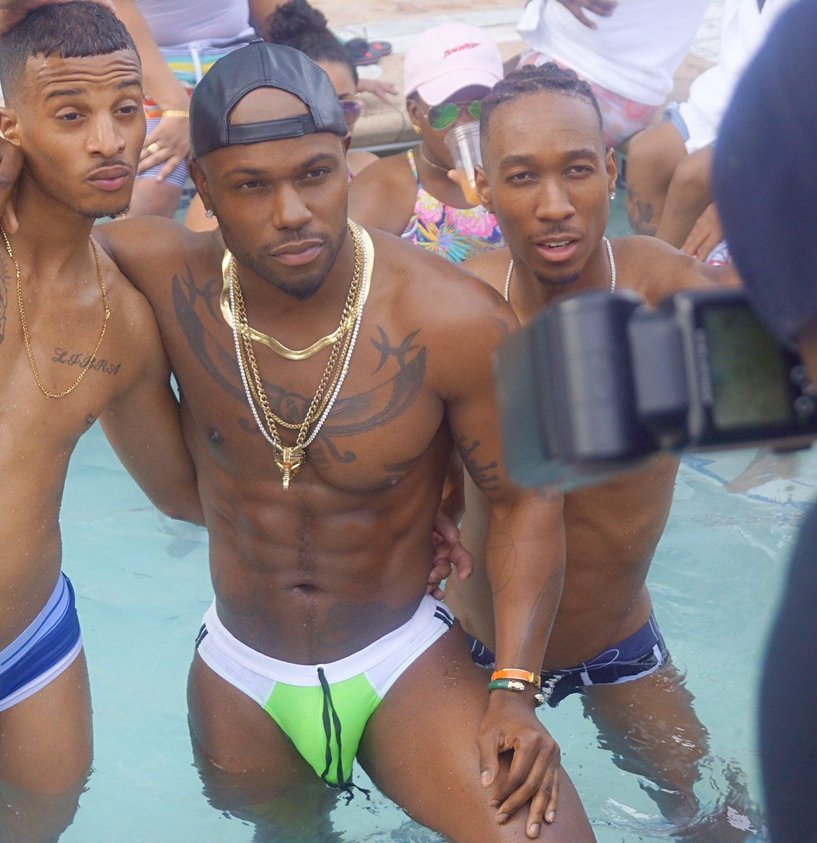 Milan Christopher And Buddies Swimwear Underwear Pinterest