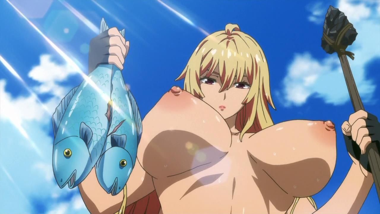 ecchi girls Uncensored anime