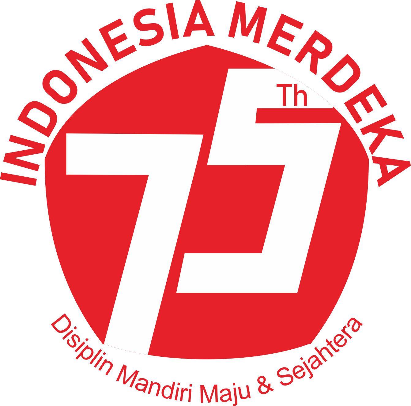 Logo 75 Tahun Indonesia Merdeka Desain logo, Blog