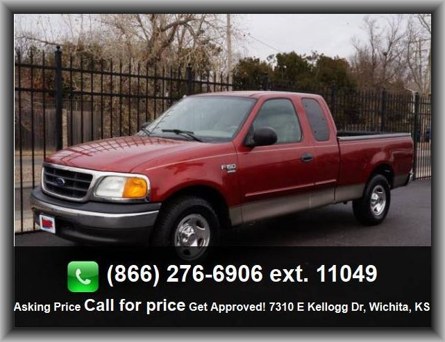 2004 Ford F 150 Heritage Xl Pickup Fuel Type Regular Unleaded