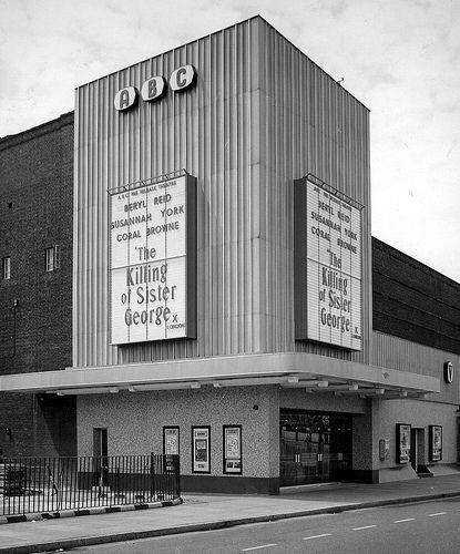Light Shop Harrow Road: The ABC Cinema • Harrow Road