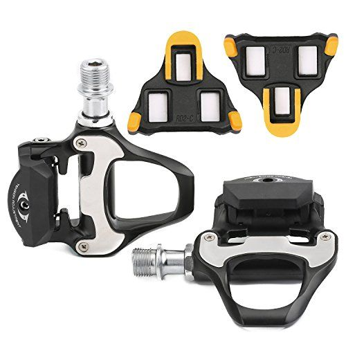 Replacement Bike Cleats Colorgo Road Bike Pedals Spd Carbon