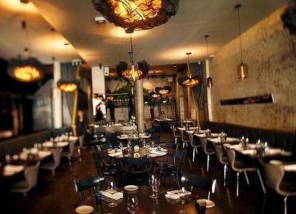 Bar Cutler Co Dining Room