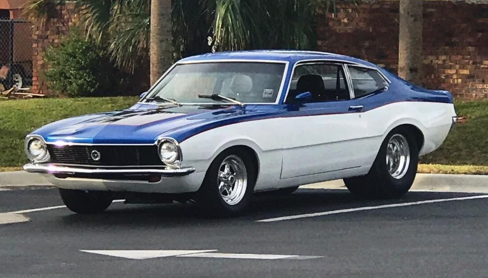 Pin By William Holder On Pro Street Ford Maverick Classic Cars