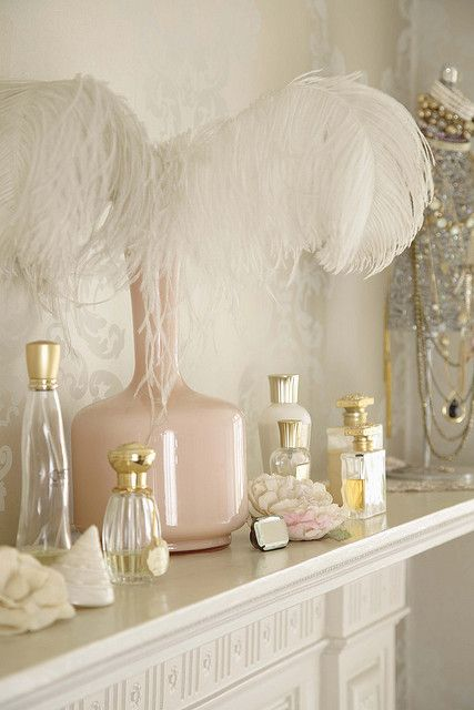 Perfume bottles by Sussie Bell on Flickr.
