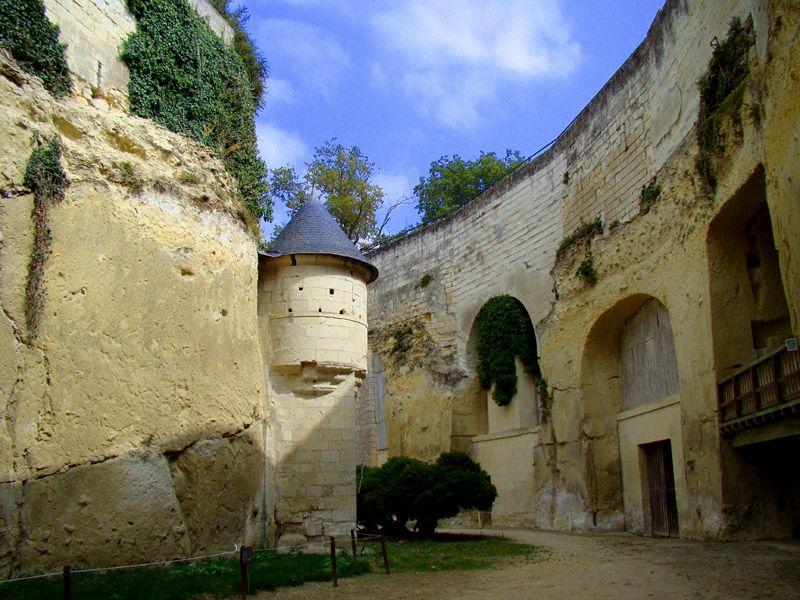 Chateau De Saumur Interieur Saumur Pays De La Loire Chateau