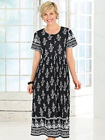 Boca Bay™ Light 'N Lovely Printed Dress