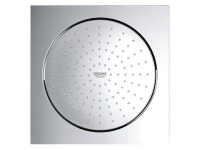Grohe Rainshower F Series Flat Panels That Blend Seamlessly Into