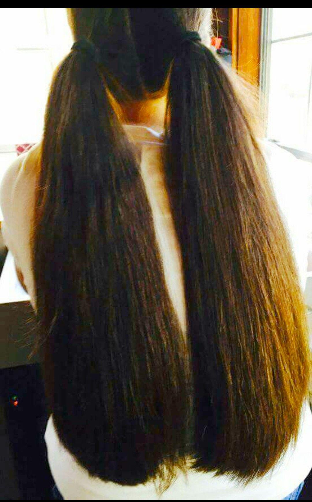 Haircutting #SilkySmoothHair  Long hair styles, Long hair