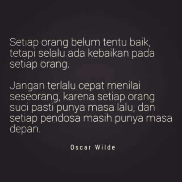 Pin Oleh Rizki Fitria Kikiihakim Haki Di Quotes In Indonesian