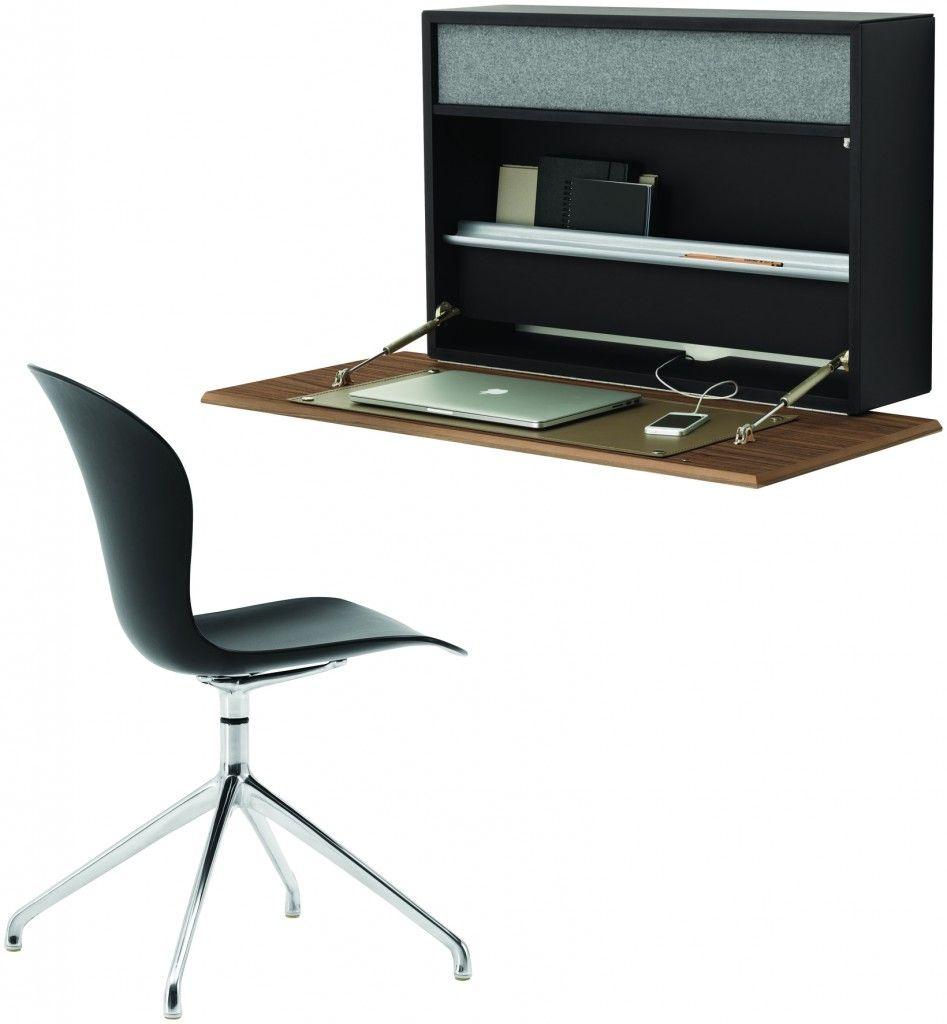 le bureau secr taire mural cupertino boconcept bureau pinterest bureau canap s et meubles. Black Bedroom Furniture Sets. Home Design Ideas
