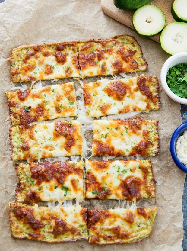 Zucchini Breadsticks Recipe Food Recipes Food Cooking Recipes