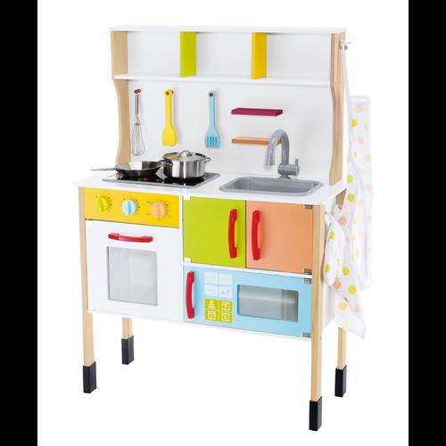 Wooden Play Kitchen Lidl Us Cuisine Bois Cuisine En Bois