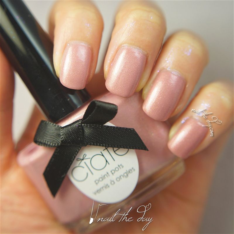 Ciate London Chrome Nail Polish: Ciate Nail Polish Review