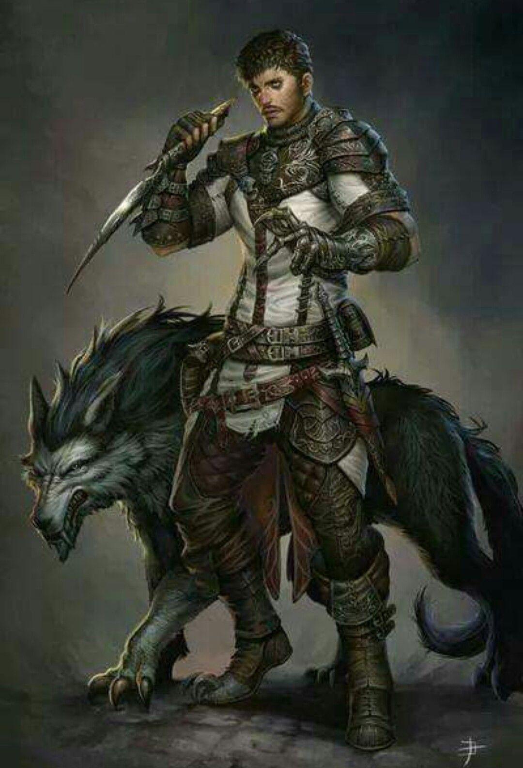 Fantasy warrior men - photo#34