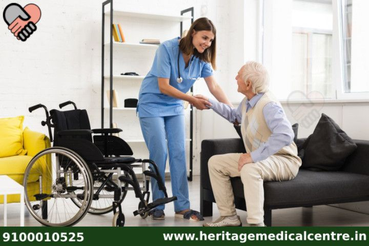 Old Age Homes in Hyderabad Senior care services, Medical