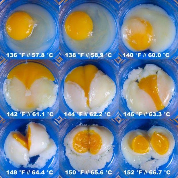 Un cláisco, de Khymos (Martin Lersch): Towards the perfect soft boiled egg