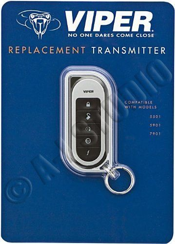 Replacement for Discontinued Viper 7652V 1 Way Remote Control Transmitter