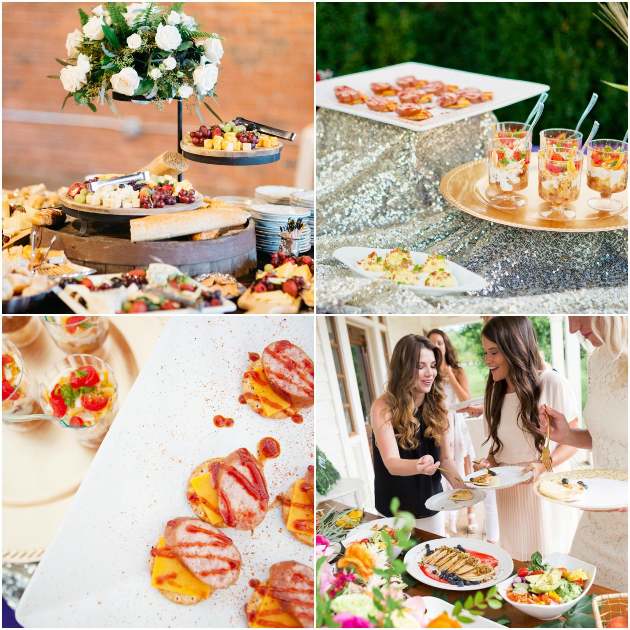 4 Types Of Catering Every Bride Should Know About (With