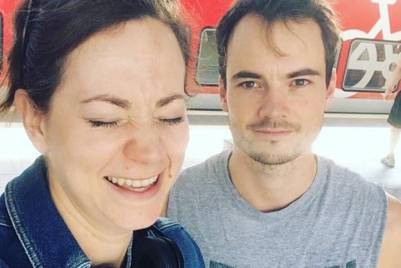 Tina Kessler Und David Hofer Auf Instagram Wieder Vereint Sturm Der Liebe Sturm Der Liebe Schauspieler Sturm