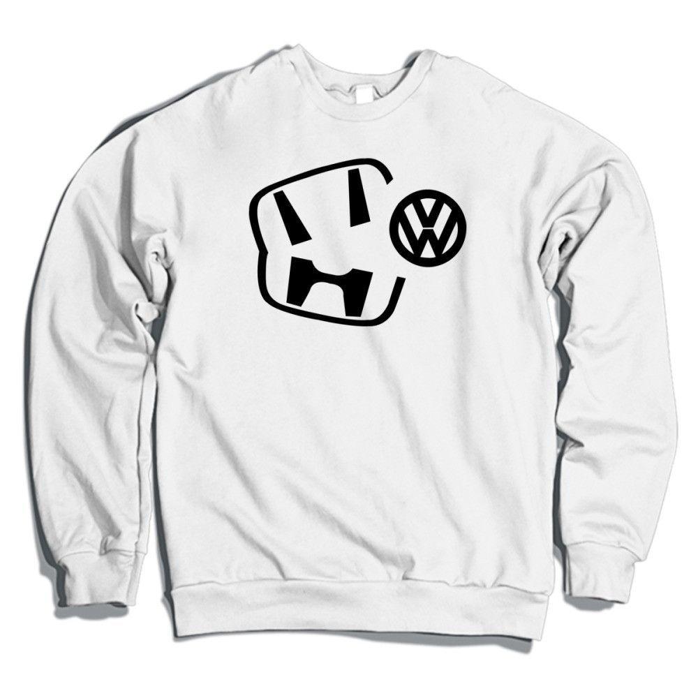 Honda Beats Volkswagen Crewneck Sweatshirt