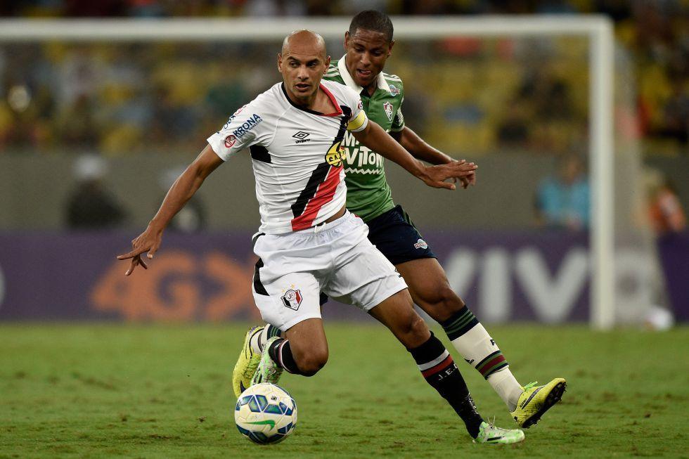 El Barça contrata al delantero brasileño del Fluminense Robert - http://bit.ly/1QuTPQQ