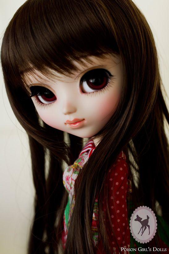 Poison Girl's Dolls | Girl dolls, Dolls, Disney princess