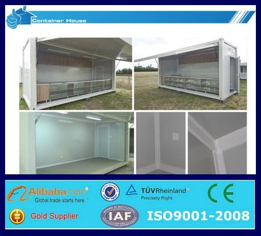 Low Cost Prefabricated Porta Cabin Build Kiosk Europe Office For Sale, View  Prefabricated Porta Cabin