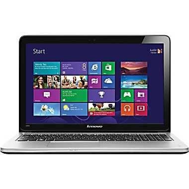 """Lenovo Ideapad U510-59355296 15.6"""" UltraBook Professional Laptop, i5-3317U, 6GB RAM, 750GB HD+ 24GB SSD, Windows..."""