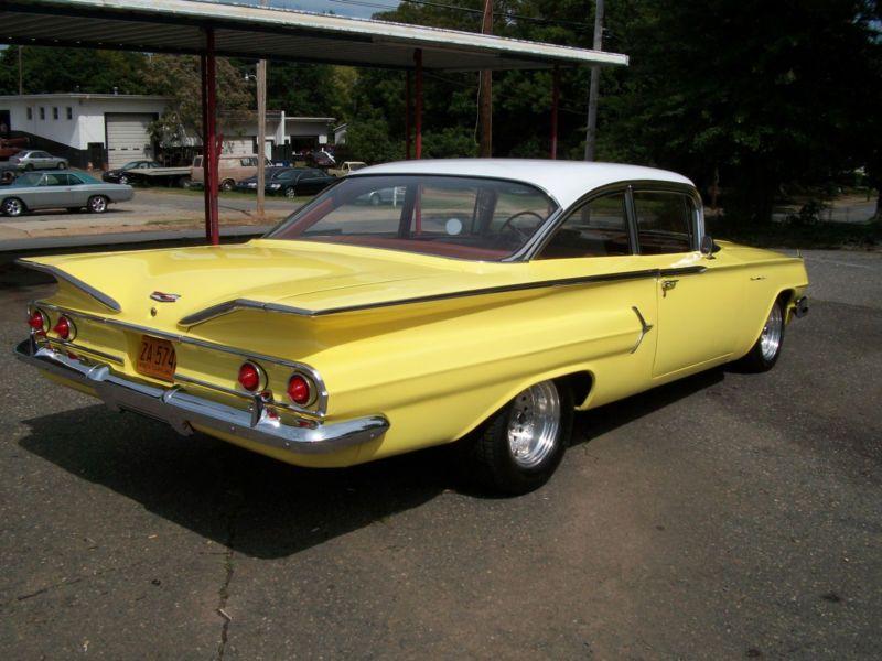 1960 Chevrolet Bel Air Coupe Jpm Entertainment