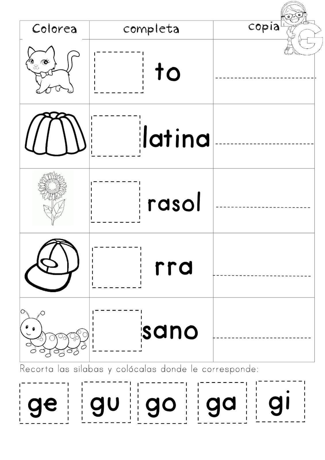 Pin De Fran Rod En Spanish Reading K 2 En Con