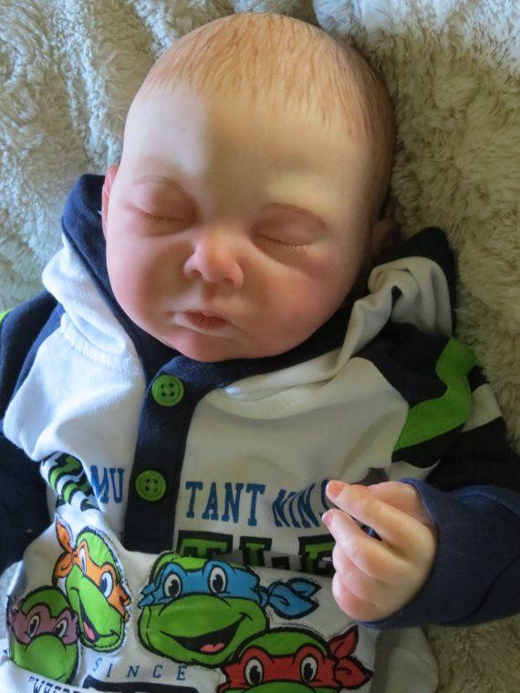 Bambino rinato Desmond Reborn Baby Boy del Mouse di RhondasReborns