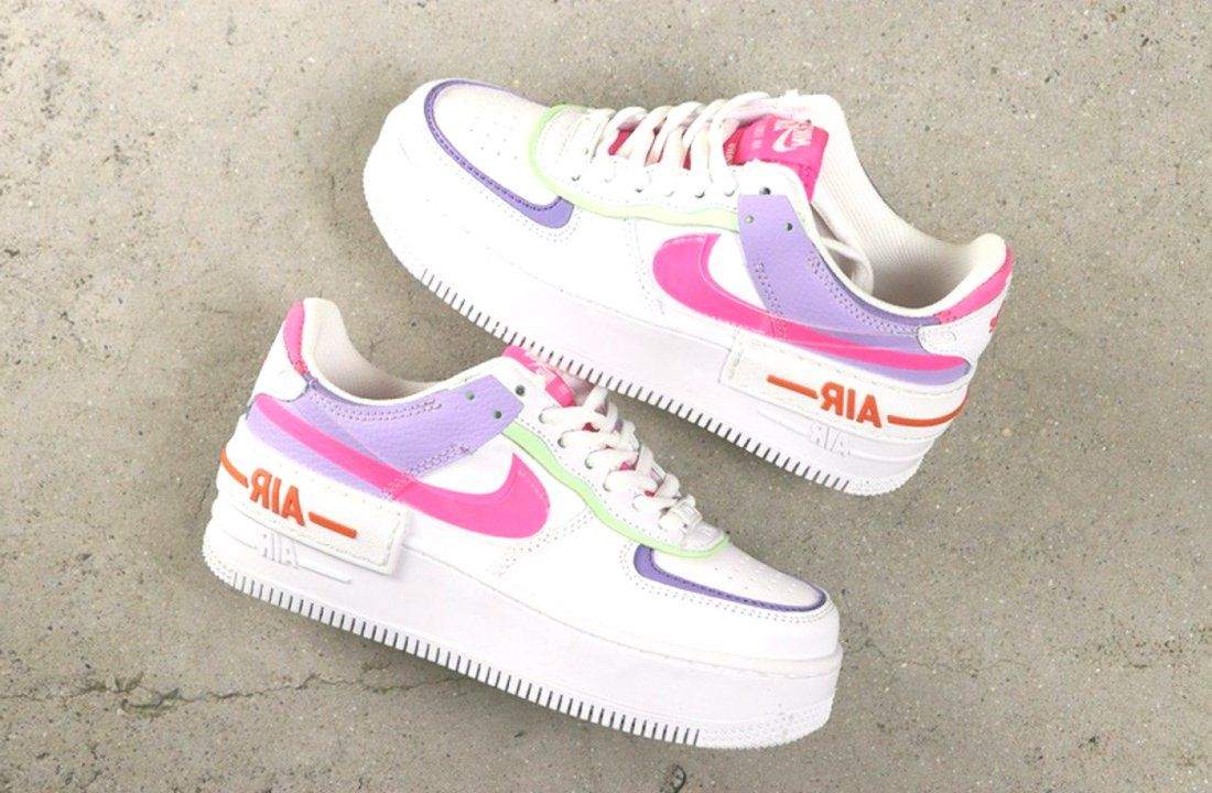 Nike Air Force 1 Double Layering Shadow