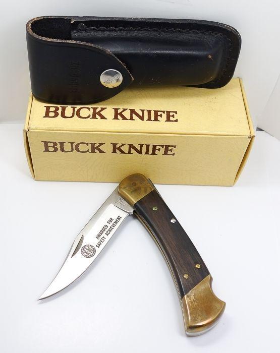 buck 110 kniv dating