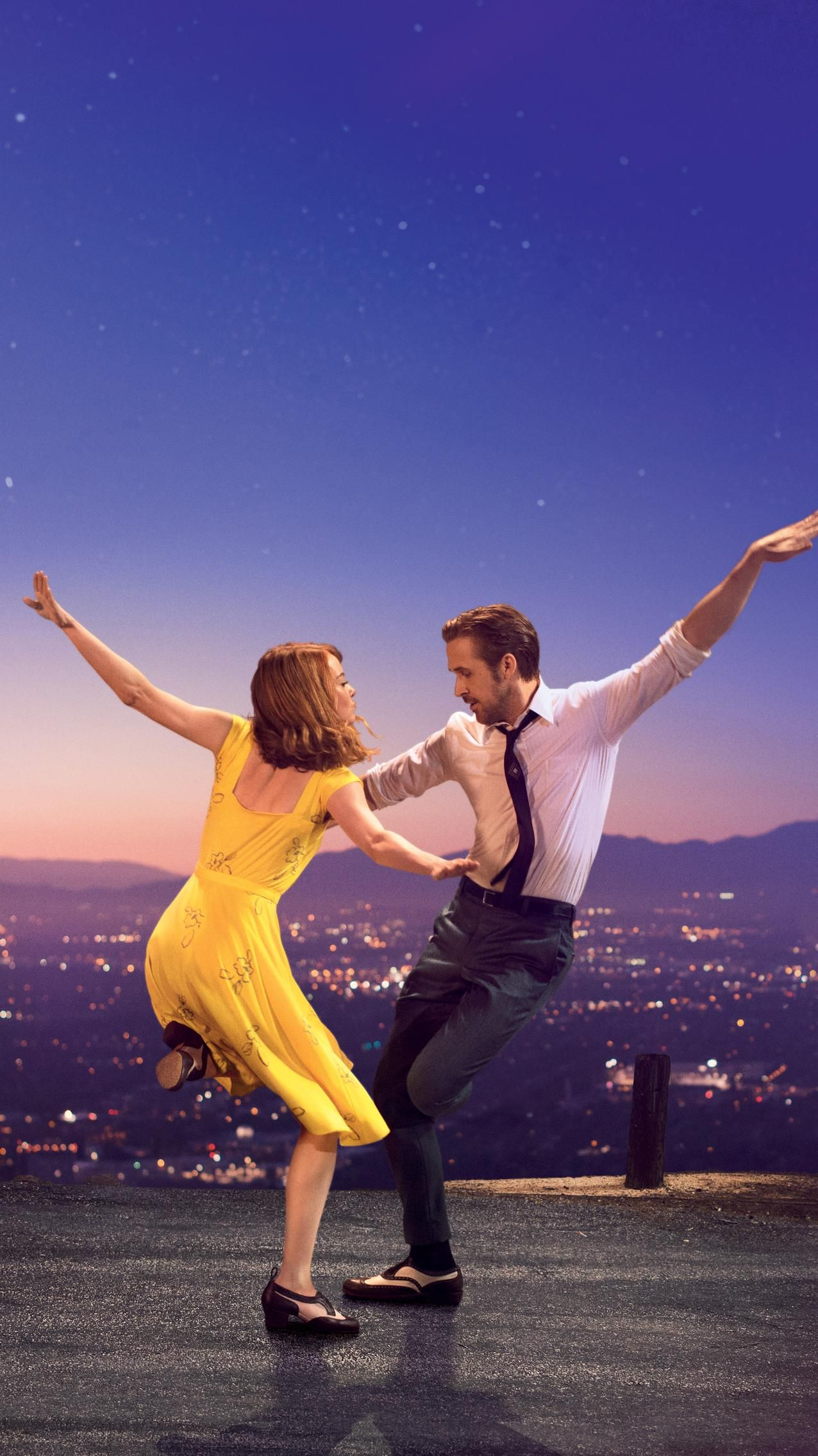 La La Land 2016 Phone Wallpaper Moviemania Romantic Movies La La Land Movie Wallpapers