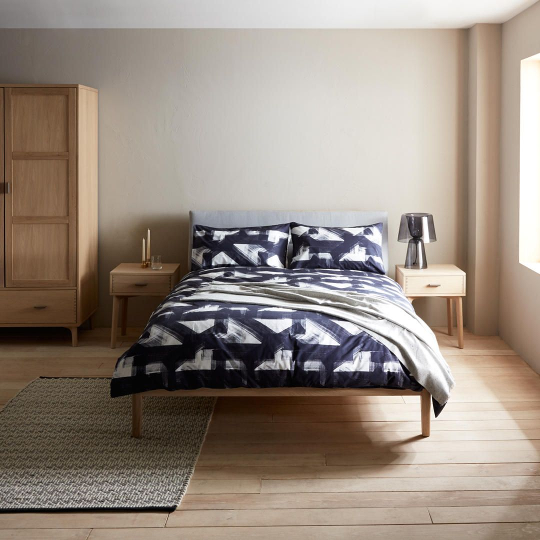 Design Project By John Lewis No.049 Bed Frame, Double, Oak