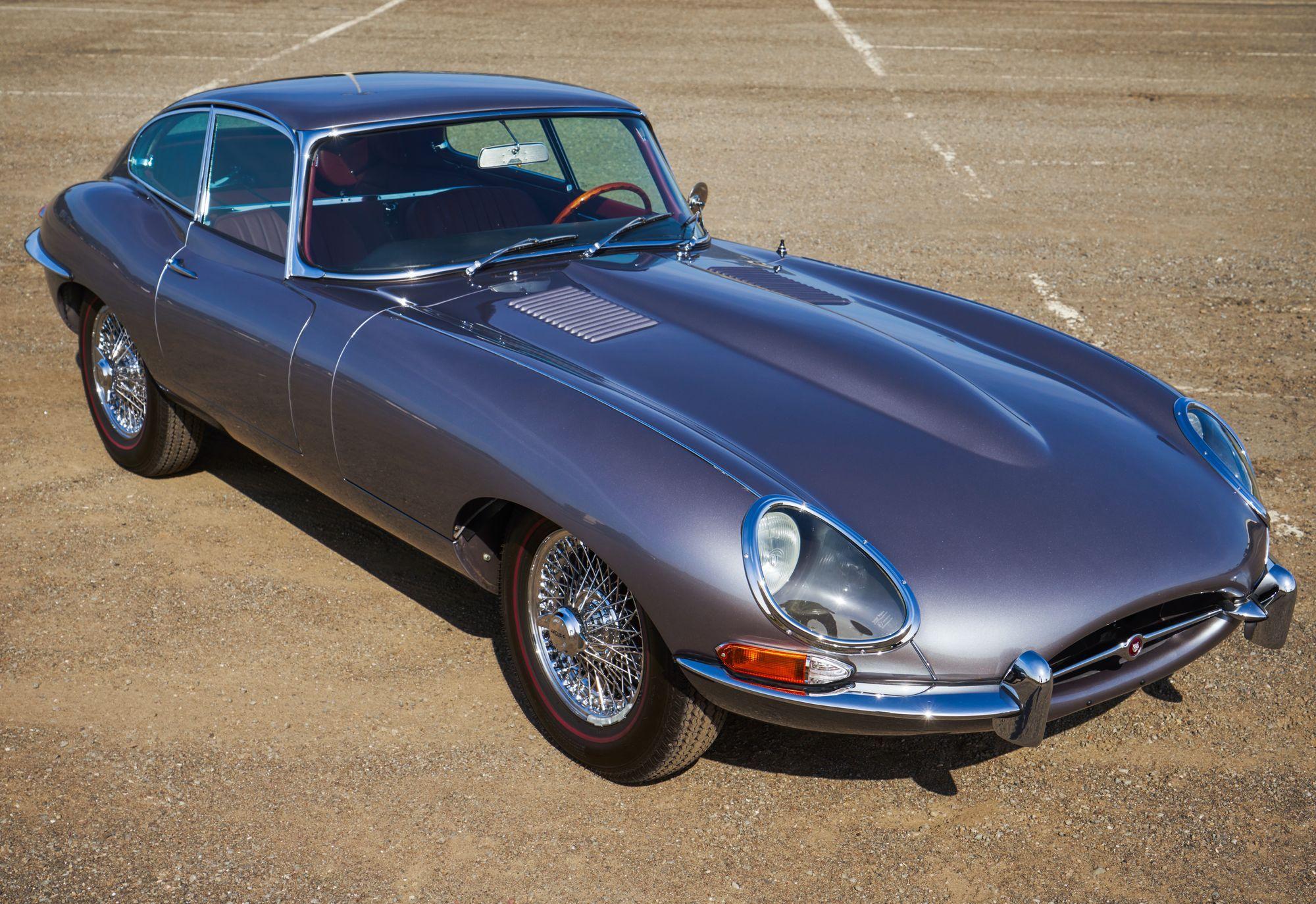 This 1965 Jaguar E Type Has Grace And Pace 195 000 Petrolicious