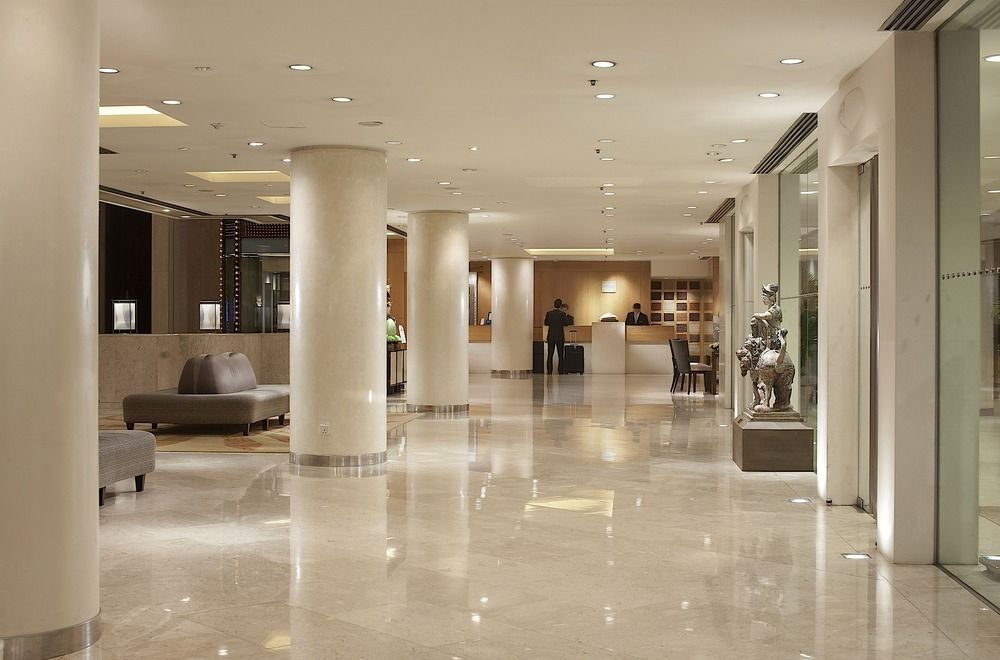 Polished Concrete Floor Hotel Royal Garden Concrete Floors