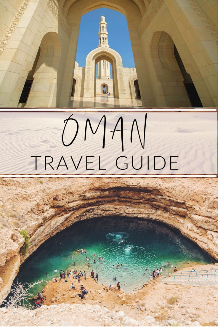Oh my, Oman. Oman is full of ancient architecture and culture. It's jam-packed with beautiful beaches, canyons, landscapes, and exotic wildlife. Add to that a subtropical climate and friendly people, and you'll wonder why Oman has remained undercover. If you're a curious traveler looking to visit the Middle East, Oman awaits you. Oman is safe, beautiful, and authentic. Here's some travel inspiration and tips for your next adventure to Oman! #oman #travel #middleeast #travelblog #travelguide