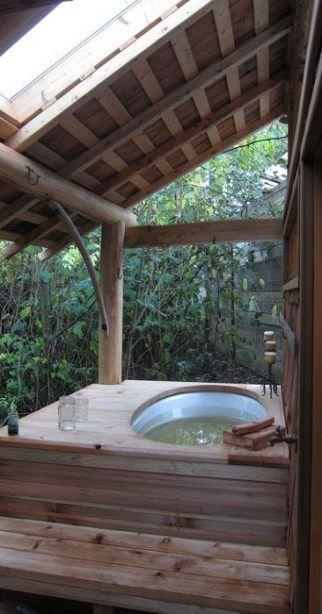Photo of 59 Ideer til utendørs skog i badet