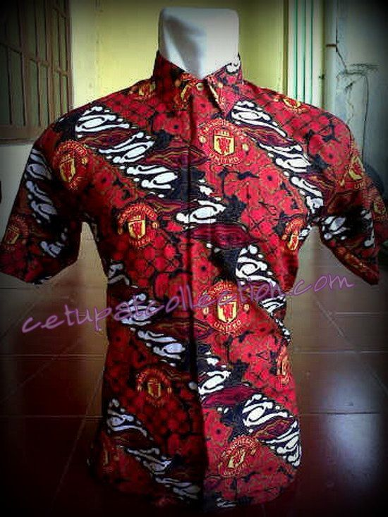 Batik Bola MU 4A  Cetupat Collection juga menyediakan berbagai