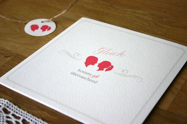 einladungskarte scherenschnitt wedding invitation silhouette